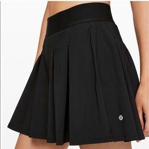 Lululemon tennis time 15 skirt